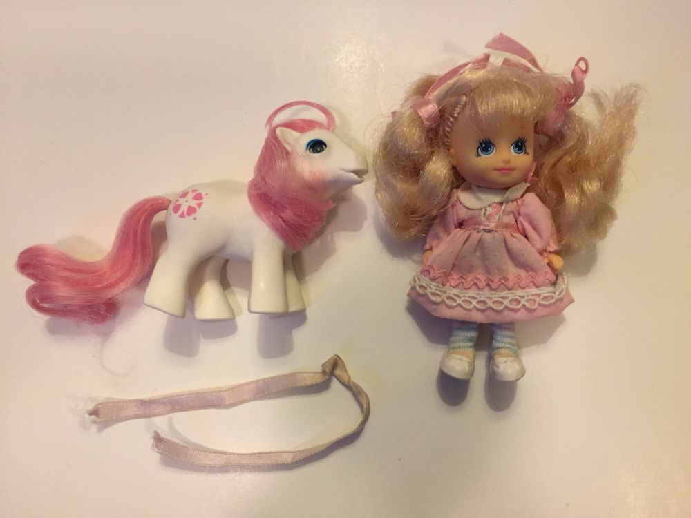 VINTAGE * MY LITTLE PONY G1 * MOLLY DOLL & BABY SUNDANCE LOT EXTRA CUTE   Toys & Hobbies, TV, Movie & Character Toys, My Little Pony   eBay!