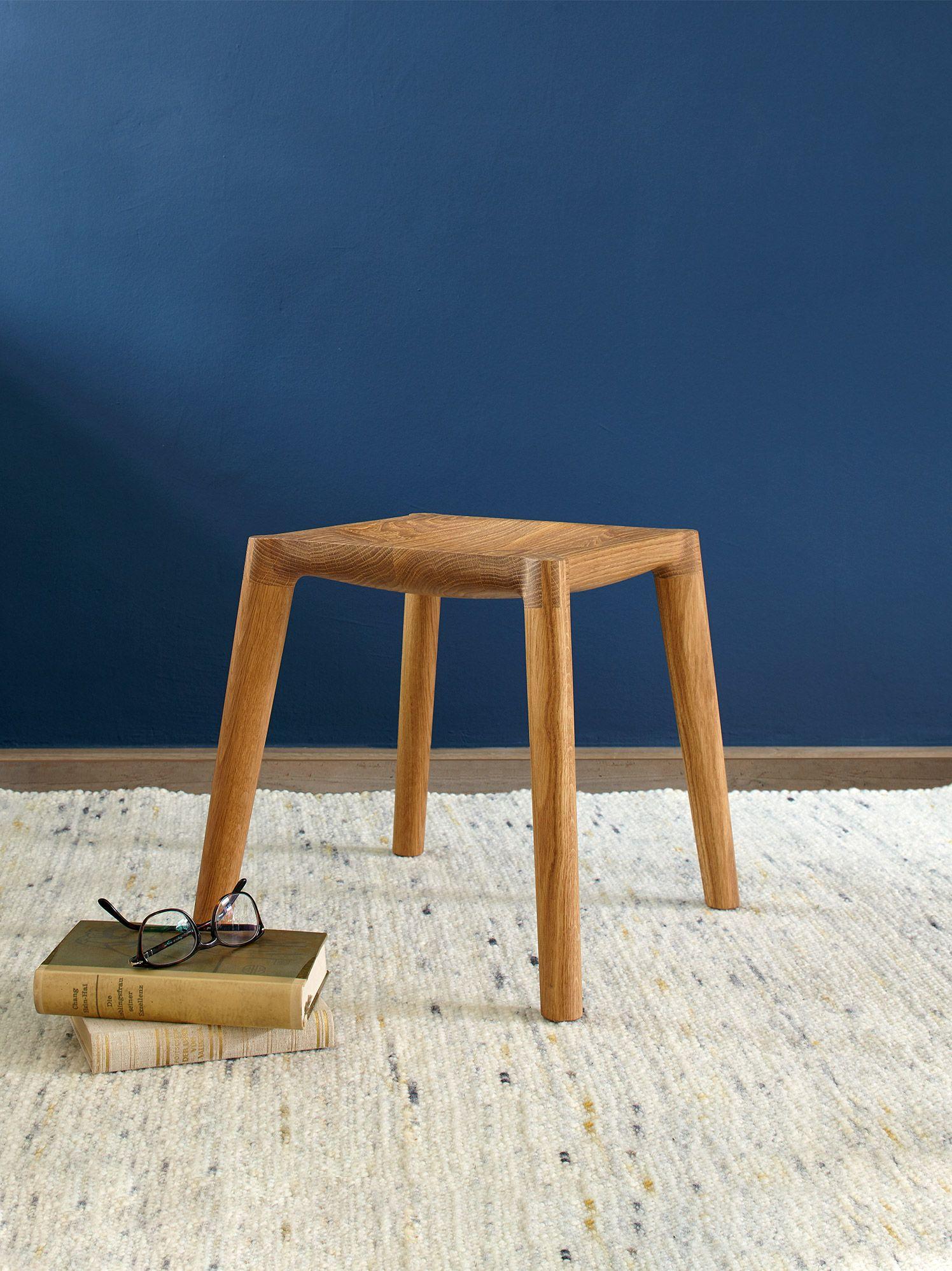 Hocker Onwa Hocker Grüne Erde Möbelstück