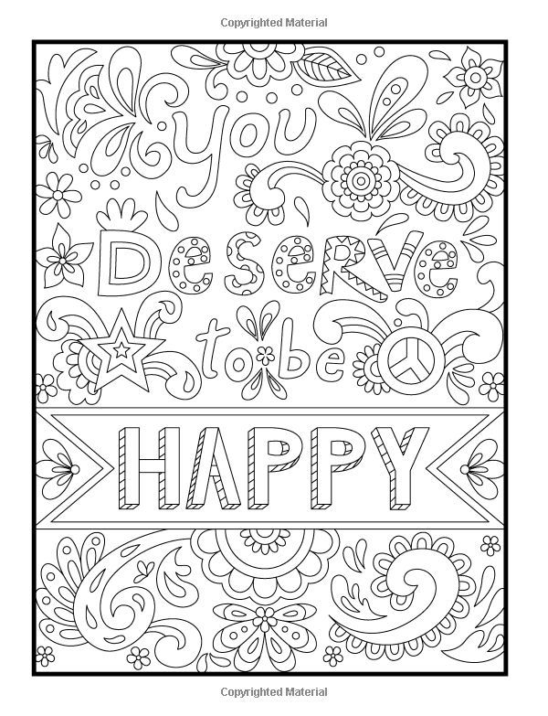 Http Amazon Com Inspirational Quotes An Adult Coloring Book With Motivational Sayings Positive Affirmati Coloring Pages Love Coloring Pages Coloring Books
