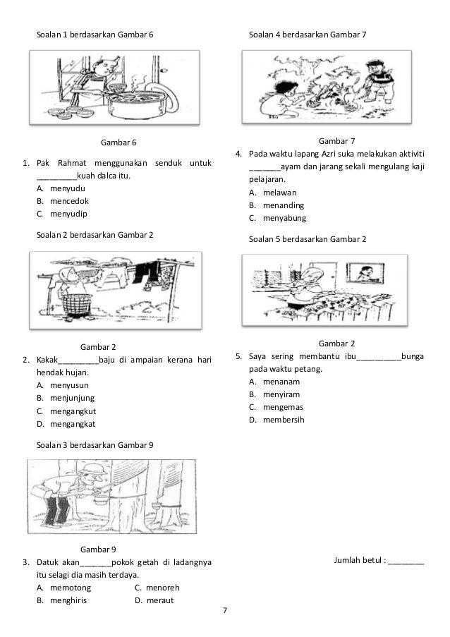 Bank tatabahasa upsr (1)   Teaching, Language