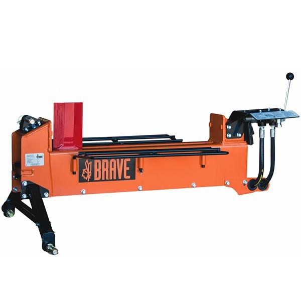 Brave 20 Ton Dual Split 3 Point Tractor Log Splitter