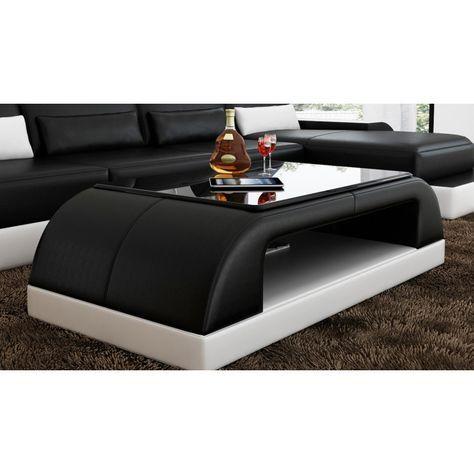 Etonnant Table Basse Cuir Centre Table Living Room Living Room Sofa Design Luxury Furniture