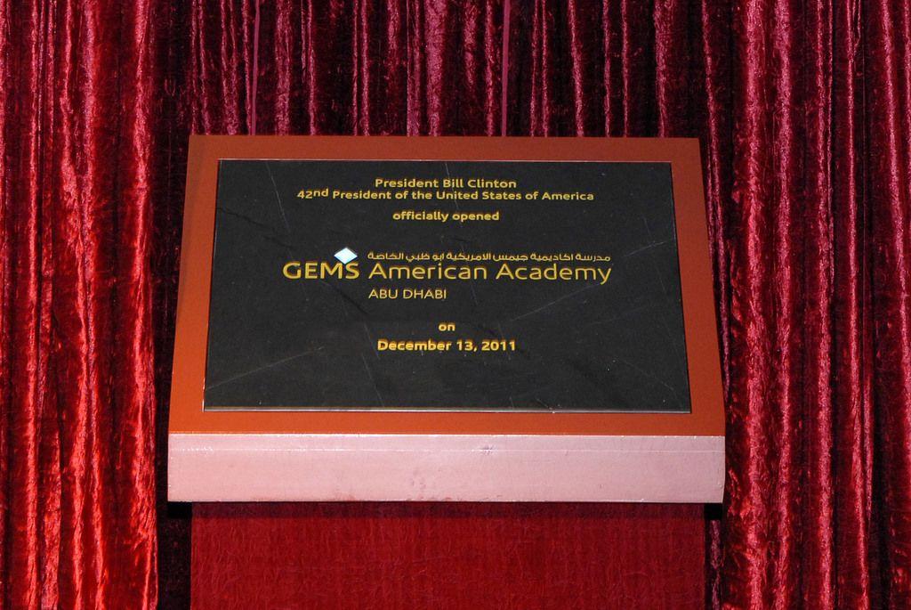 GEMS American Academy Abu Dhabi Opening Ceremony | School