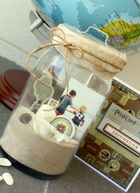 Memory jar... great gift...
