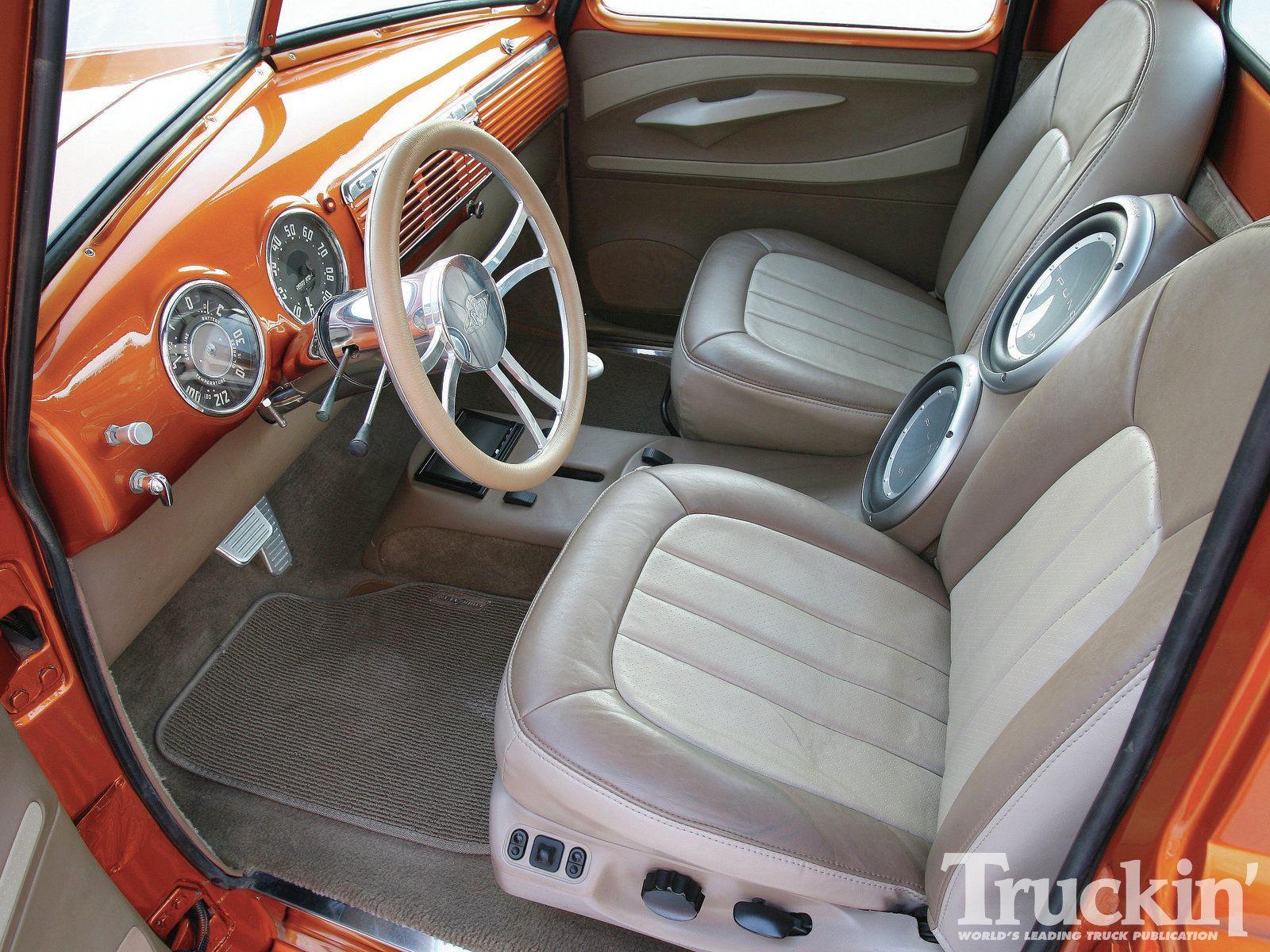 47 53 chevrolet 3100 steering wheel Google Search Cars