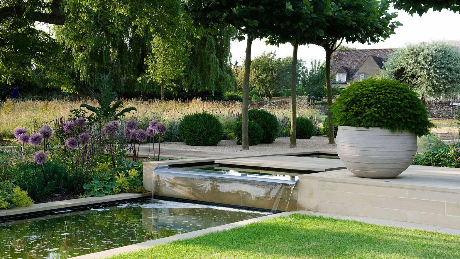 East Gloucestershire Garden Design Modern Garden Garden