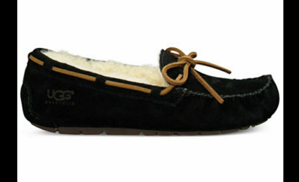 27c378b2294 UGG Shoes   Brand New Womens Black Dakota Ugg Moccasins   Color ...