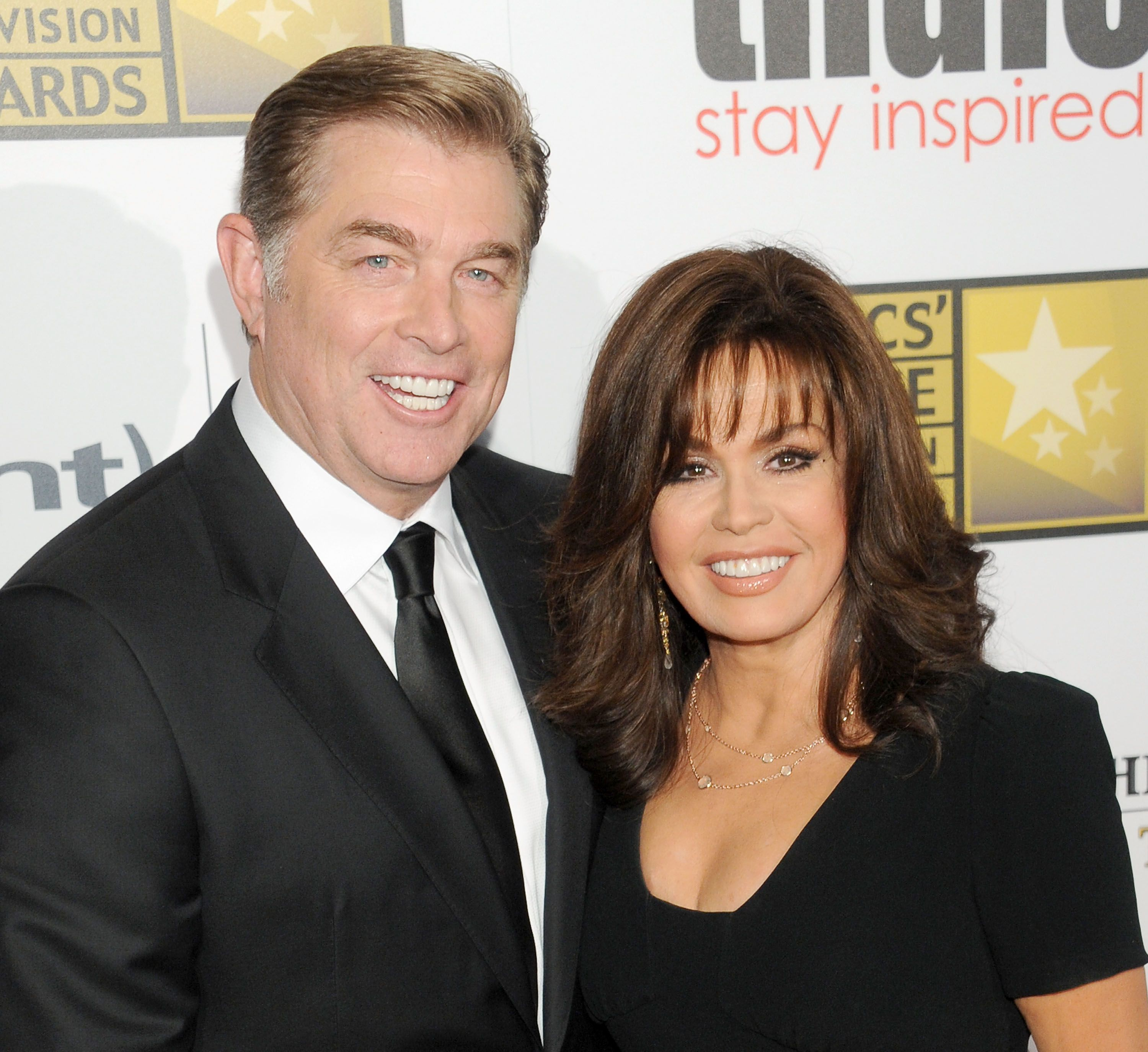 See Marie Osmond And 9 More Stars Who Married The Same Person Twice Closer Weekly Marie Osmond Celebrity Couples Osmond