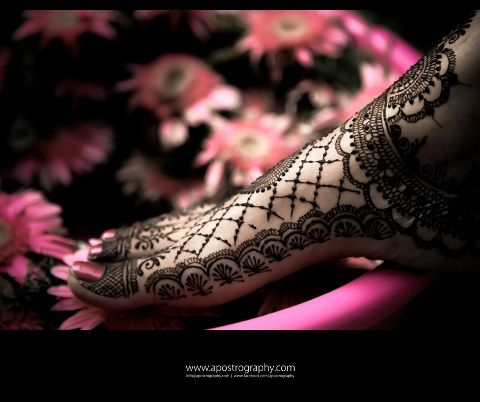 Mehndi by Chirag Sheth