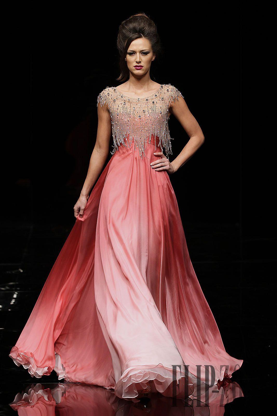 Hanna Touma Spring-summer 2012 - Couture - http://www.flip-zone.com ...