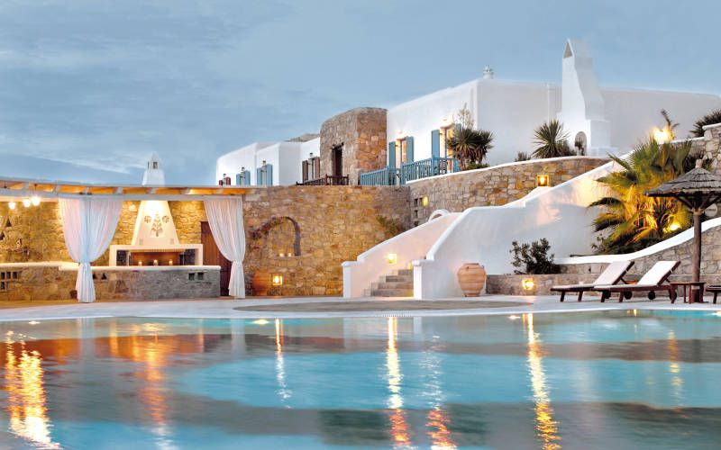 Book Mykonos Grand Hotel Resort A Luxury In Kuoni Is The Most Awarded Travel Operator Uk