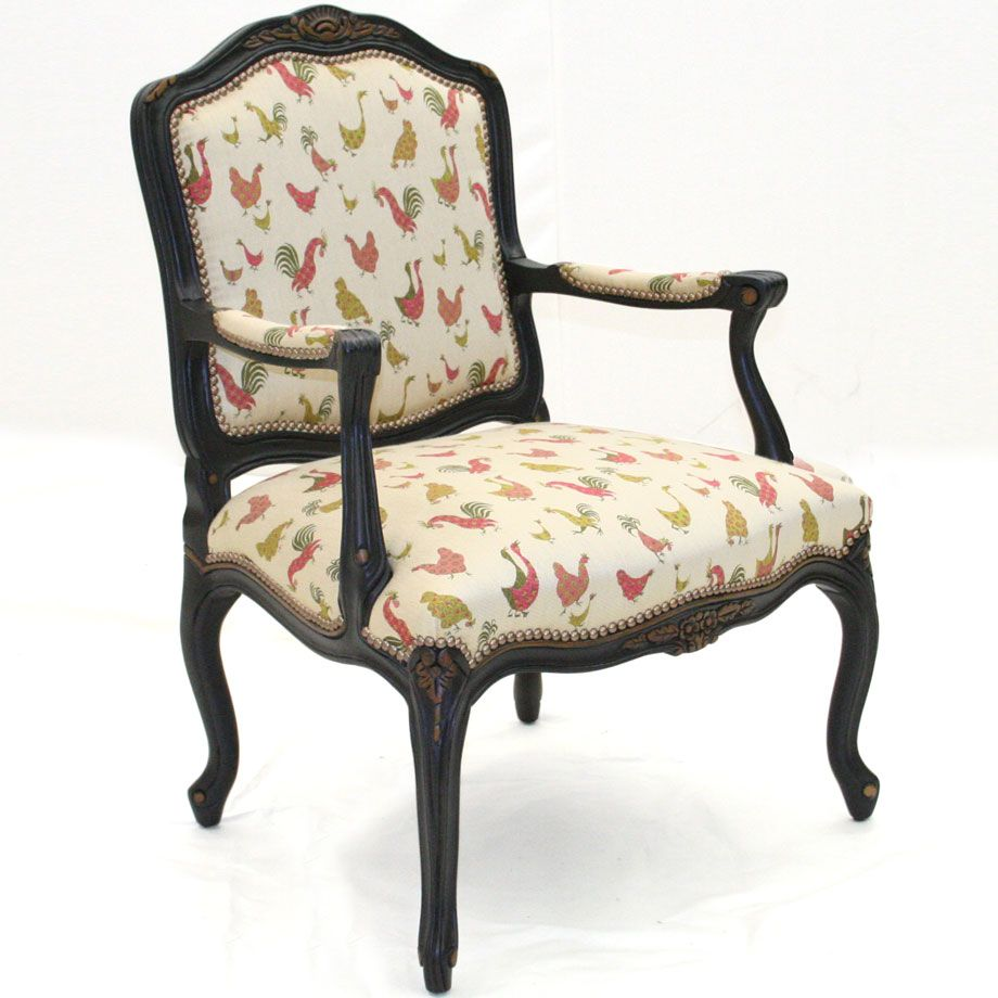 Old Hickory Tannery Southern Carved Chair. Different Upholstery, Tho. Sin  To Ruin A. Tuesday MorningA ...