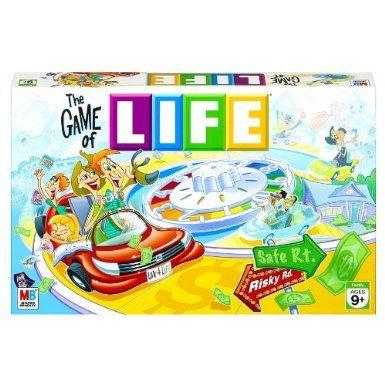 Amazon Com Game Of Life Toys Games Amazon Com Pinterest