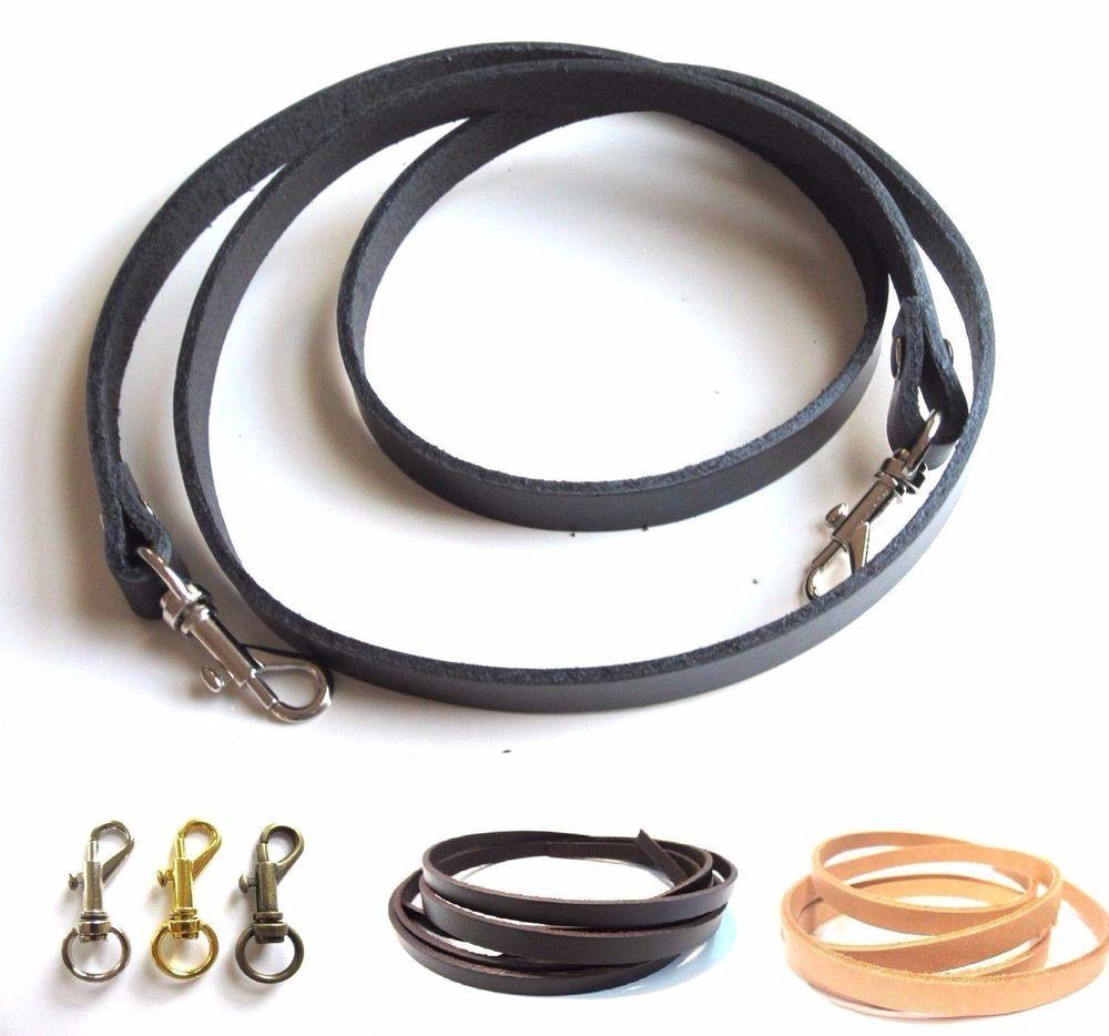 12 59 Leather Purse Strap Crossbody Replacement Handbag Handles Handmade