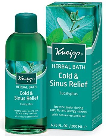 Kneipp Herbal Bath With Natural Essential Oils Eucalyptus Sinus Relief 200ml Herbal Bath It S An Amazon Affiliat Herbal Bath Natural Essential Oils Herbalism