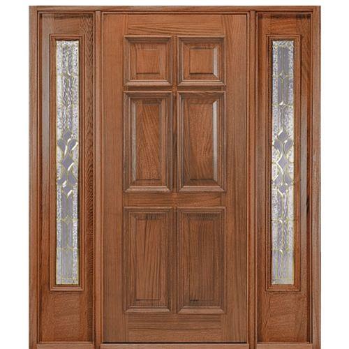 Mc10ap 1 2 Qa Exterior Doors Wood Exterior Door Exterior Doors With Sidelights