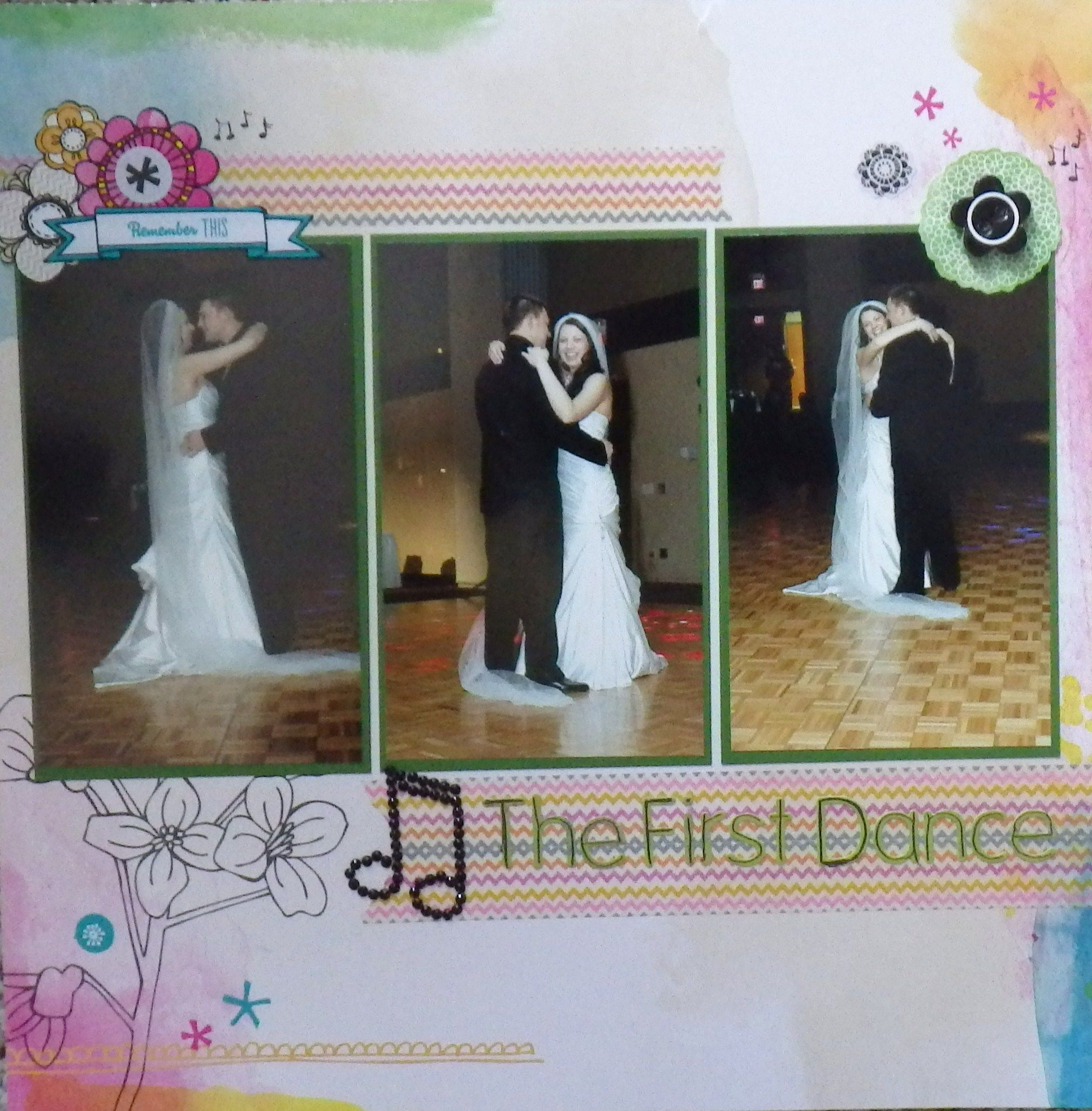 The first dance (With images) Wedding