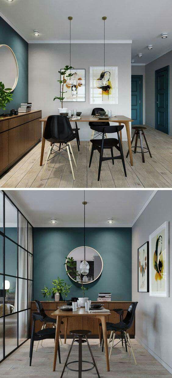 Une Cybèle Déco appartement Pinterest Interiors, Lofts and