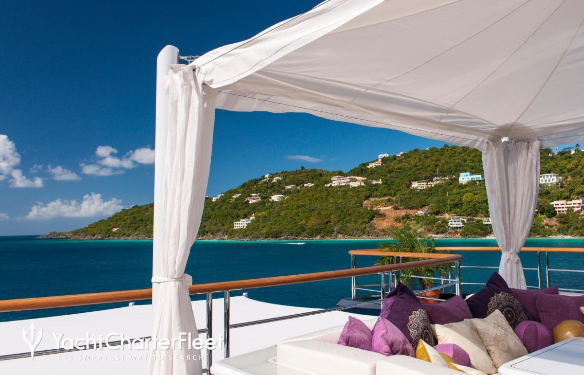 Solandge Yacht Charter Price Lurssen Luxury Yacht Charter