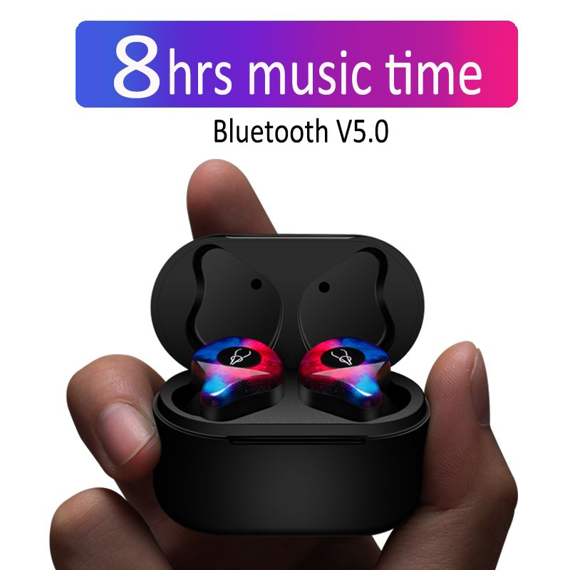 fd898074de3 Best Seller Professional Twins Mini 3D Stereo Sound Bluetooth Earphone  Invisible True Wireless Waterproof Sport Earbuds with Power bank