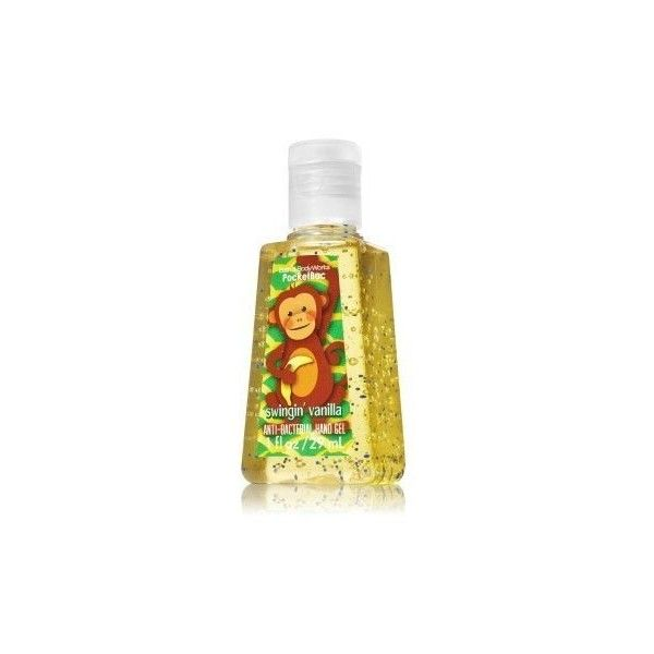 Swingin Vanilla Monkey Pocketbac Vanilla Banana Scent