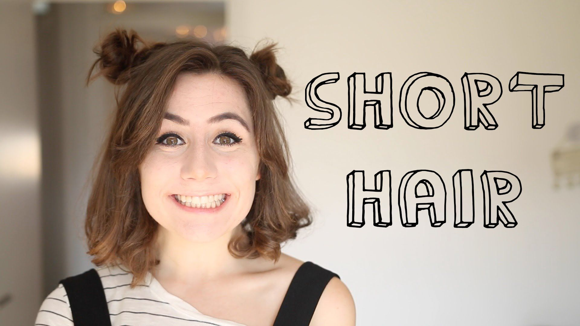 Hairstyles For Short Hair Dodie: Pin Od Ruda Na Hair.