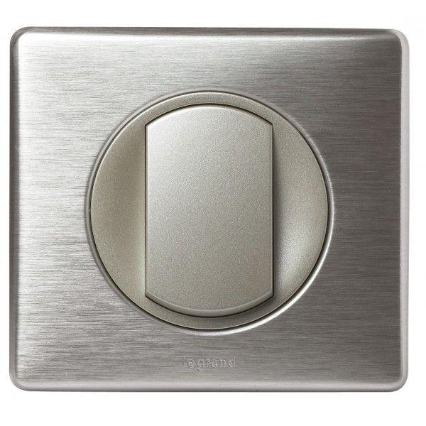 interrupteur legrand interrupteur legrand celiane gris. Black Bedroom Furniture Sets. Home Design Ideas