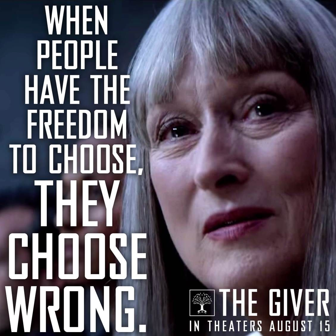 When People Have The Freedom To Choose They Choose Wrong The