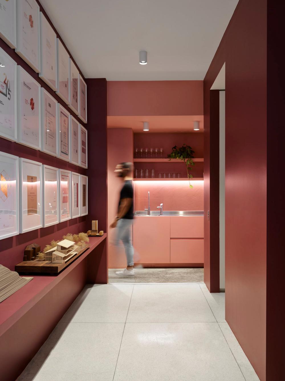 Office Room Design Software: SJB Sydney Studio Refurbishment In Surry Hills