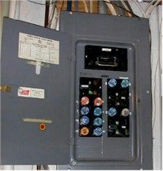 fuses and fuse boxes if a fuse blew at night and the hardware was rh pinterest com Circuit Breaker Fuse Box Fuse Box Diagram