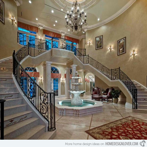 111 Luxury Entrance Foyers Designs