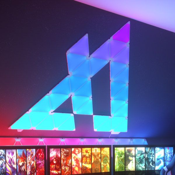 Design Led Light Setup: Aurora: It's Not Evolutionary, It's Revolutionary.