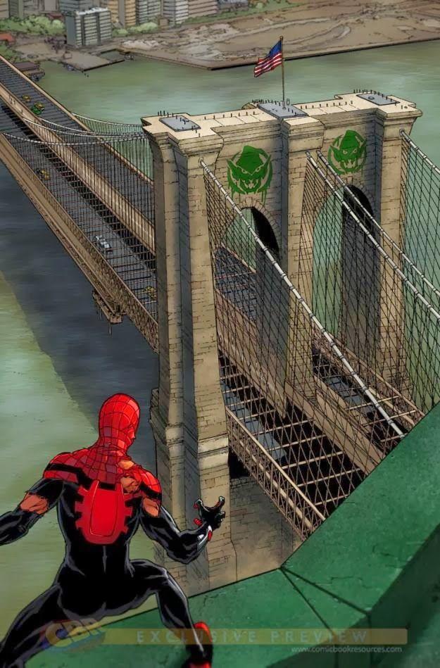 Confira a prévia da última saga do Superior Homem-Aranha: NAÇÃO DUENDE - Actions e Comics