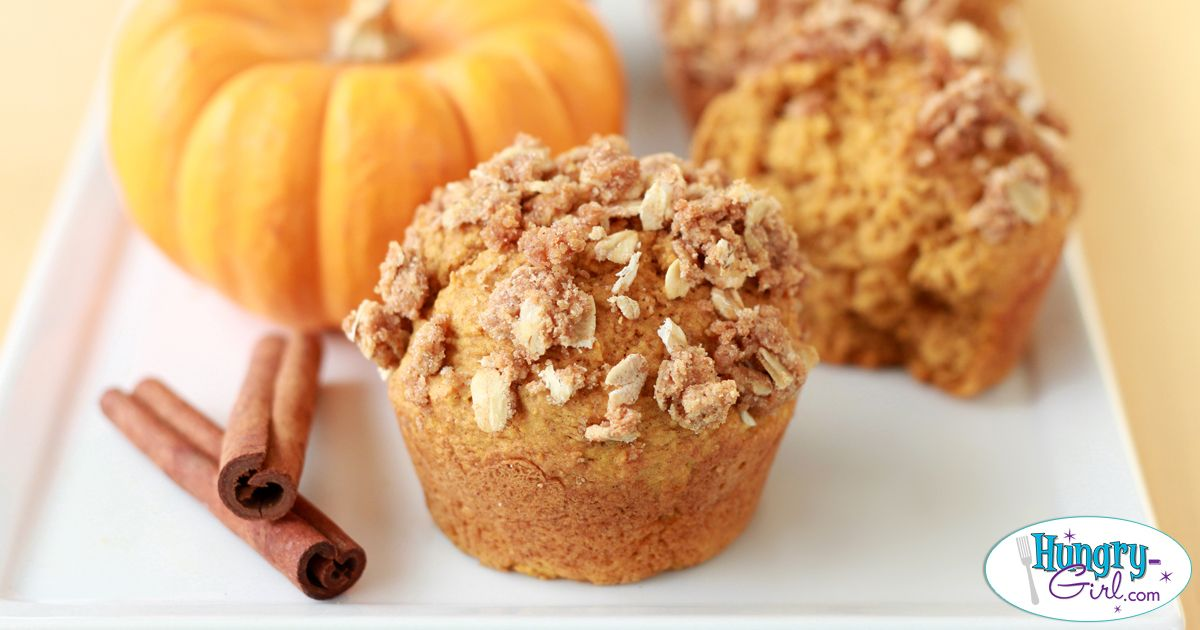 Best Low-Calorie Pumpkin Recipes: Pumpkin Pie, Pumpkin Muffins & More