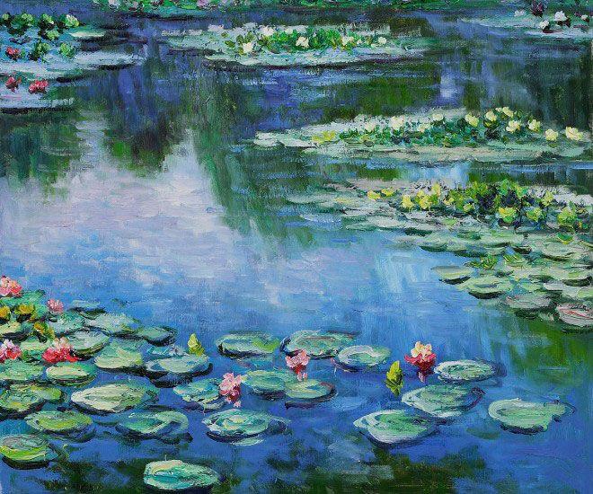 1000+ images about Monet on Pinterest   Art camp, Monet paintings ...