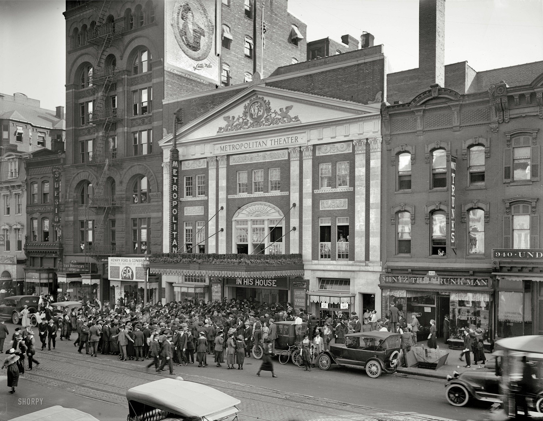 American Wallpaper Fall River Ma Washington D C Circa 1920 Quot Crowds At Metropolitan
