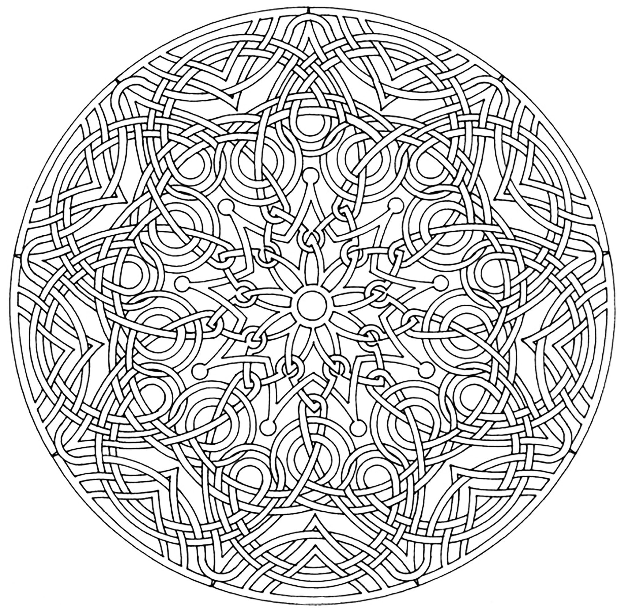 Mandalas Coloring Pages For Adults Coloring Page Mandala Royal Mandala Coloring Pages Mandala Coloring Books Mandala Coloring