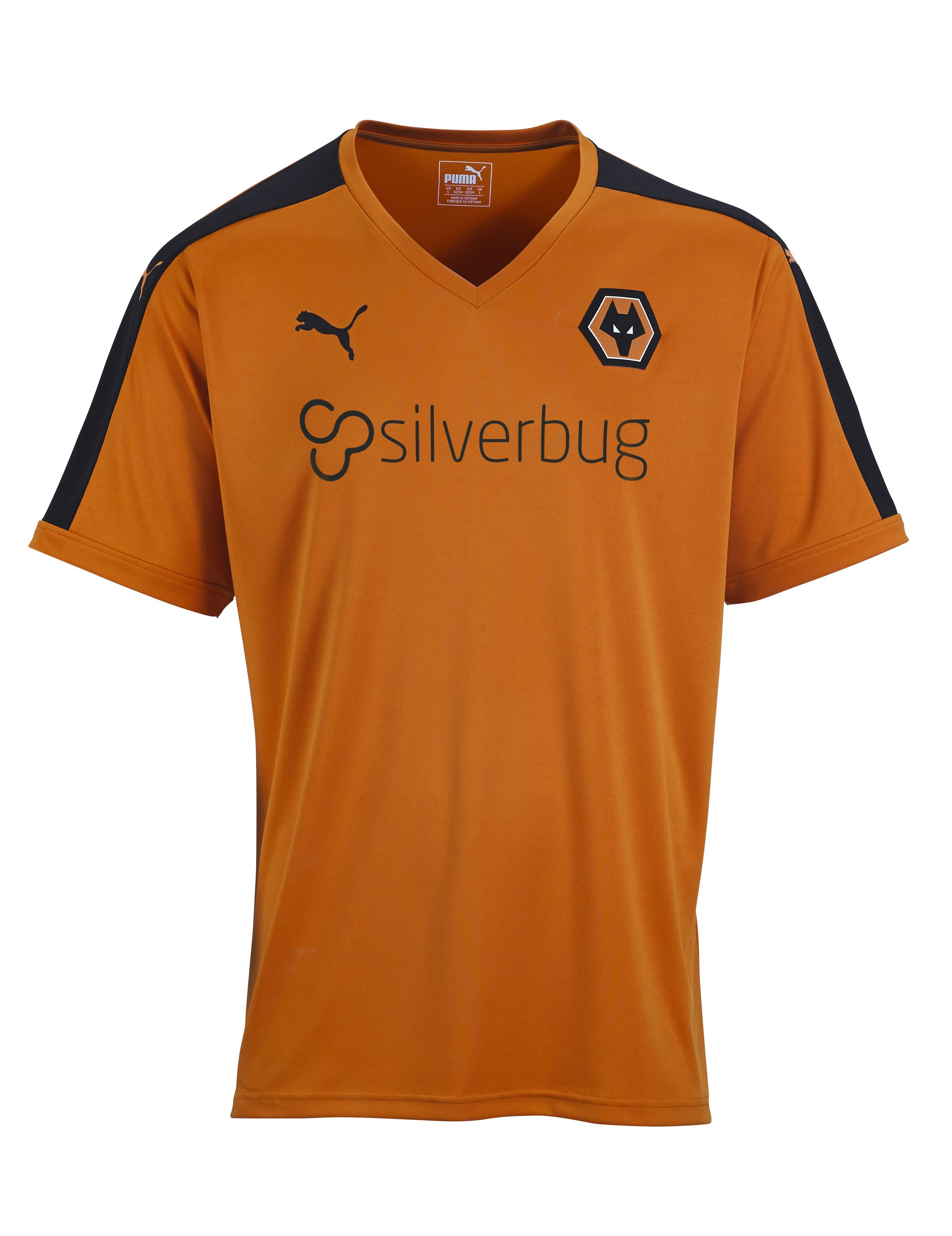 57841537d94 Wolves Home Shirt