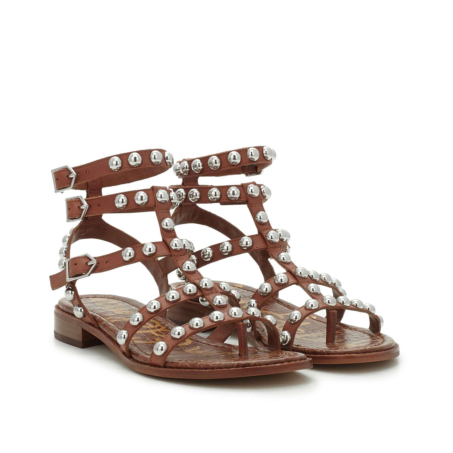 c7429814e066 Eavan Studded Gladiator Sandal - Sandals