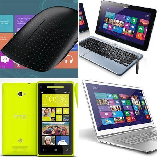 The Windows 8 Upgrader's Gift List: Laptops, Ultrabooks ...