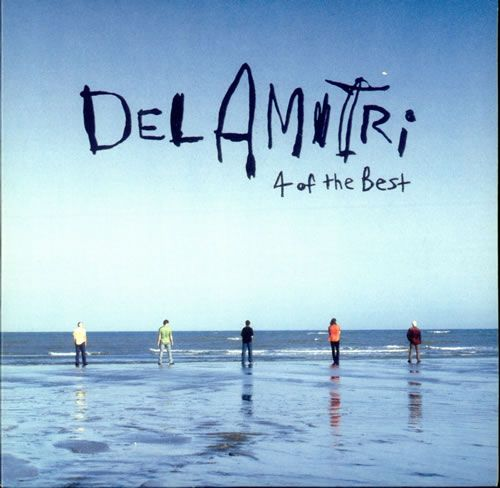 "For Sale - Del Amitri 4 Of The Best UK Promo  CD single (CD5 / 5"") - See this and 250,000 other rare & vintage vinyl records, singles, LPs & CDs at http://eil.com"