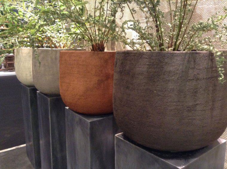 Grand Pot De Fleur Exterieur Terre Cuite