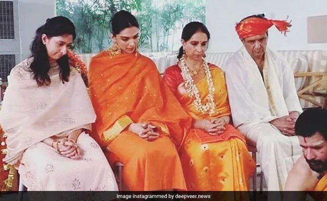 First pictures of Deepika Padukone and Ranveer Singh ...