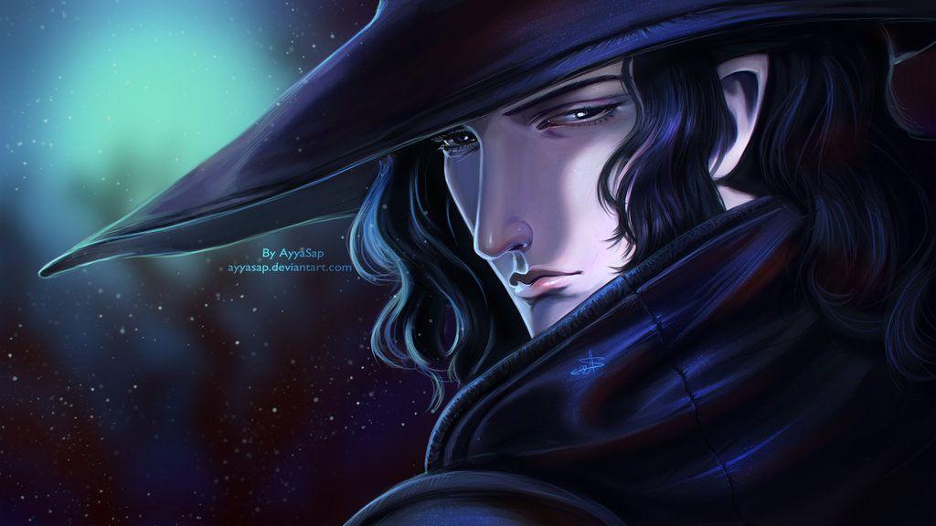 Vampire Hunter D By Ayyasap On Deviantart Vampire Hunter D Vampire Hunter Vampire