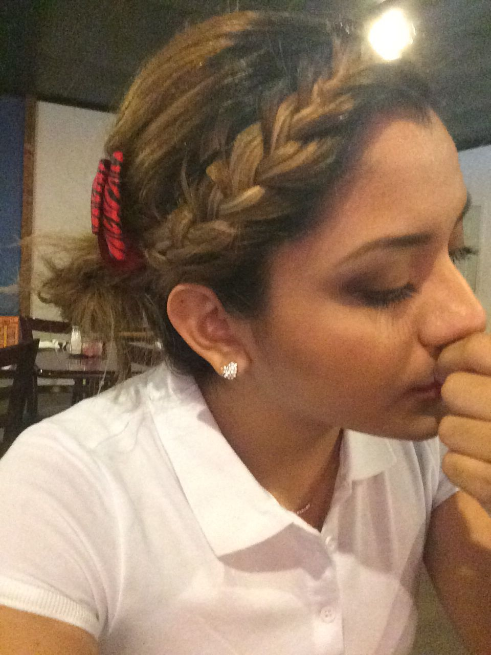 waitress hairstyles | hair in 2019 | waitress hairstyles