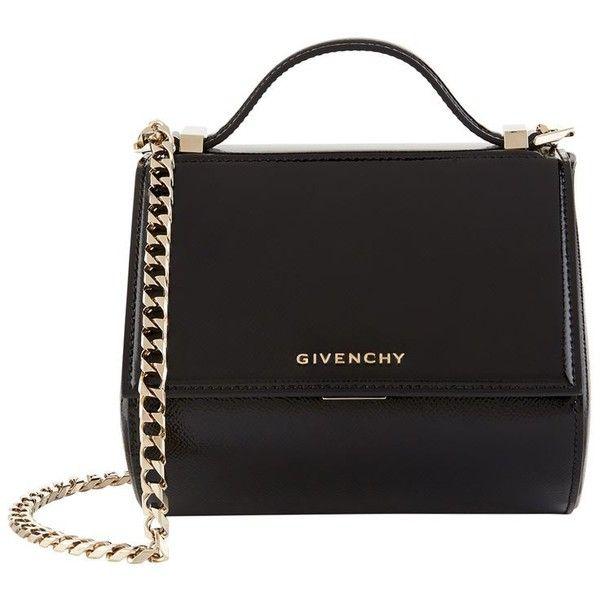 fdcb22b596 Givenchy Mini Pandora Patent Leather Bag ( 1