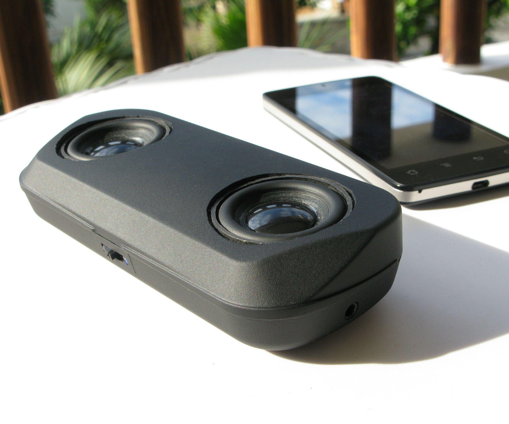 Circuito Bluetooth Casero : Diy bluetooth speaker pinterest electrónica audio y altavoces
