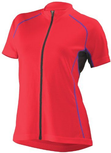 Cannondale Women's Classic Jersey, Coral, Medium - http://ridingjerseys.com/cannondale-womens-classic-jersey-coral-medium/