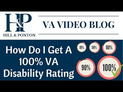 257 How Do I Get A 100 Percent Va Disability Rating Youtube Va Disability Disability How Do I Get