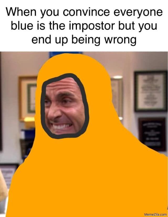 Memes De Among Us Eri Impostor